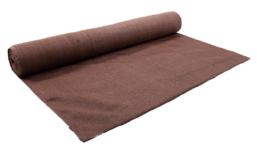 Brown Shade Cloth