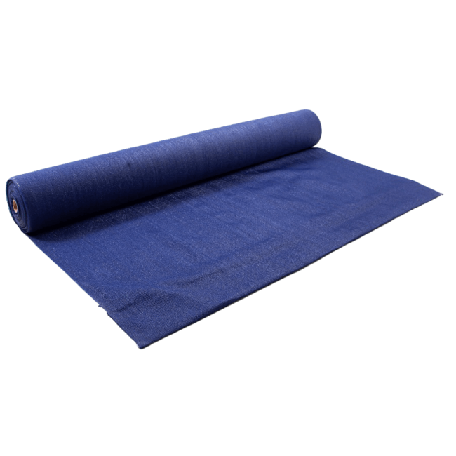 Blue Shade Cloth