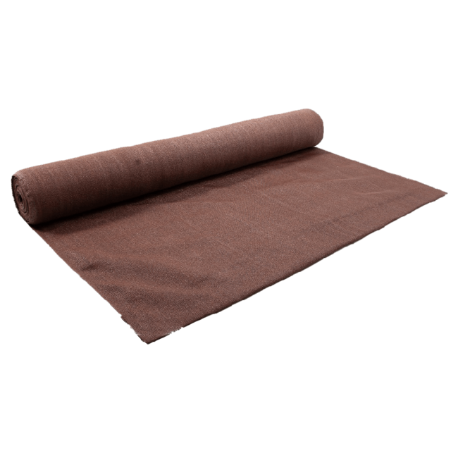 Brown Shade Cloth
